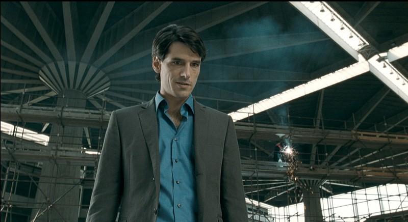 Stefano Dionisi in una scena del film La fisica dell'acqua