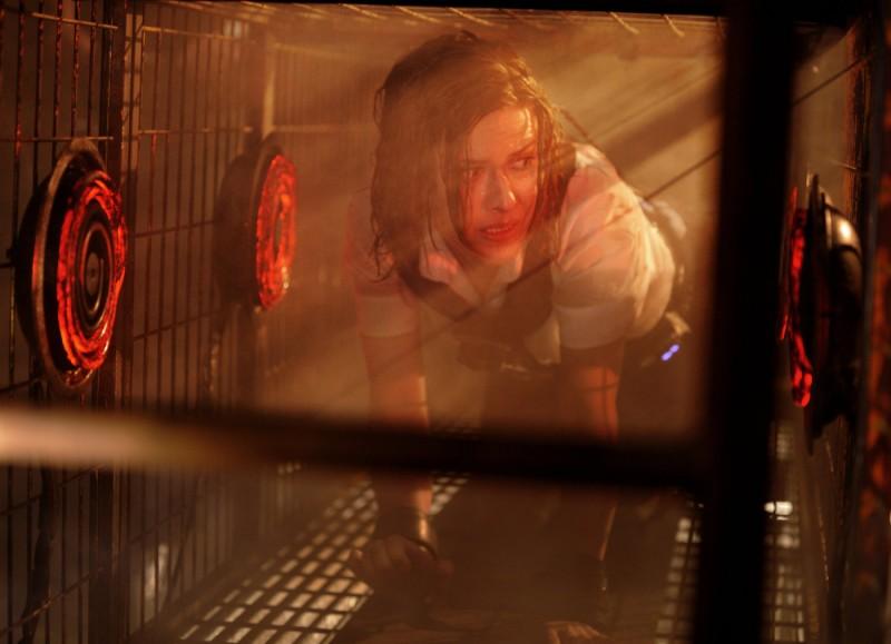 Caroline Cave è una delle cavie predestinate alla morte in Saw VI
