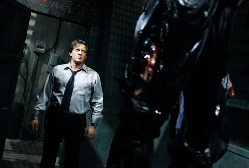 Costas Mandylor in un'immagine dell'horror Saw VI
