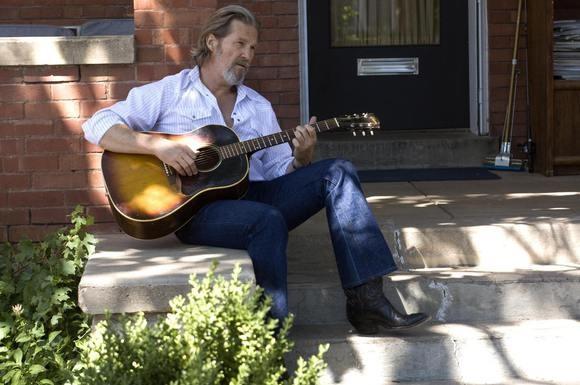Jeff Bridges è un cantante country nel film Crazy Heart