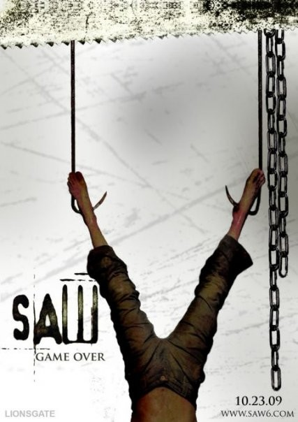 Nuovo manifesto di Saw VI