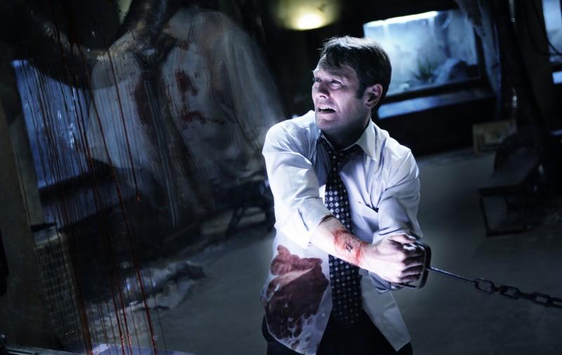 Peter Outerbridge in trappola mortale nell'horror Saw VI