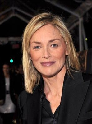 Sharon Stone alla Premiere di Crazy Heart a Los Angeles