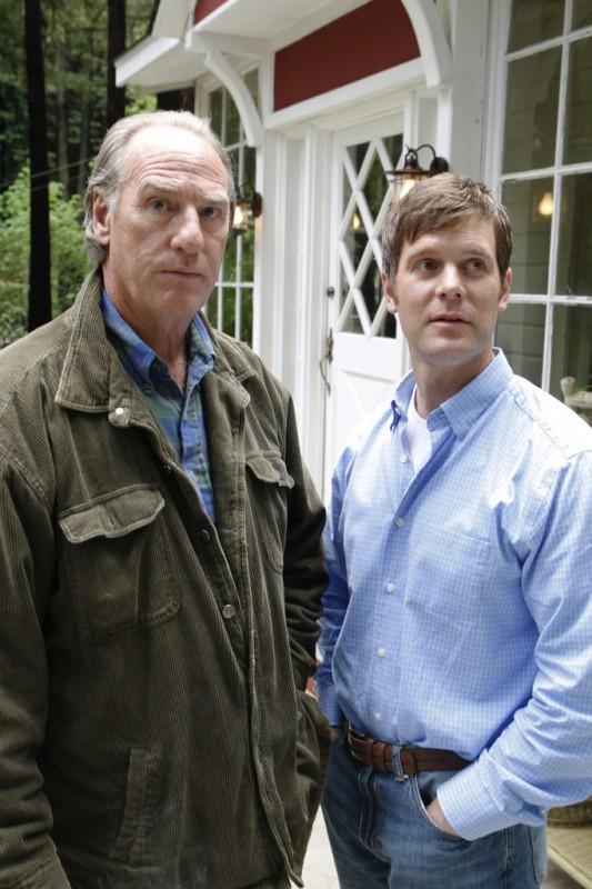 Craig T. Nelson e Peter Krause nel pilot di Parenthood