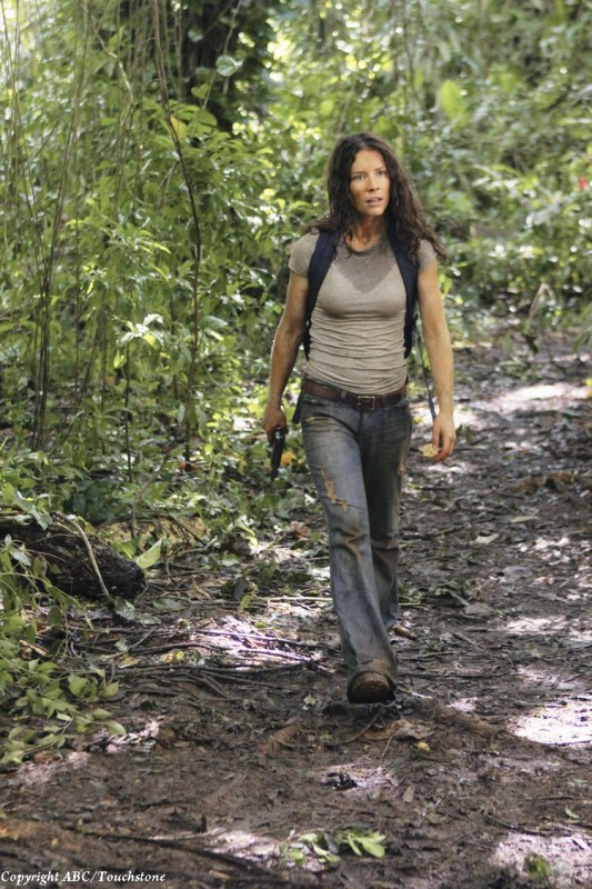 Evangeline Lilly nell'episodio Sundown di Lost