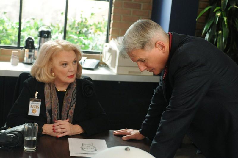 Gena Rowlands è la suocera di Gibbs (Mark Harmon) nell'episodio Mother's Day di N.C.I.S.
