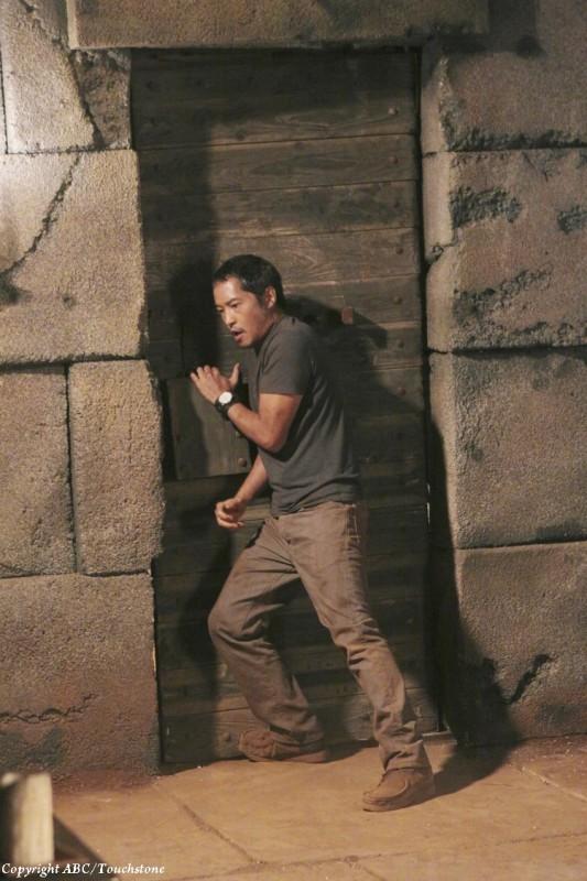 Ken Leung nell'episodio Sundown di Lost