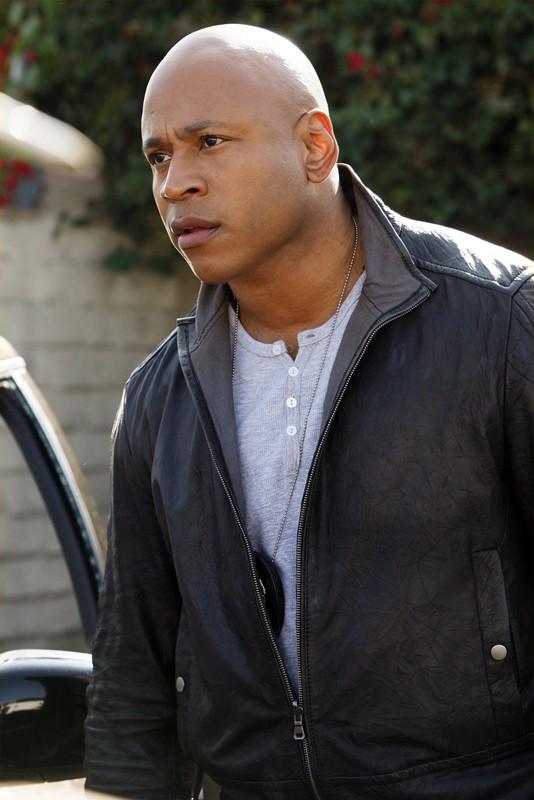 L'Agente Sam Hanna (LL Cool J) in una scena dell'episodio Missing di NCIS: Los Angeles