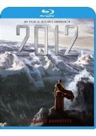 La copertina di 2012 (blu-ray)