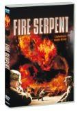La copertina di Fire Serpent (dvd)