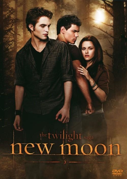 La copertina di New Moon - The Twilight Saga (dvd)