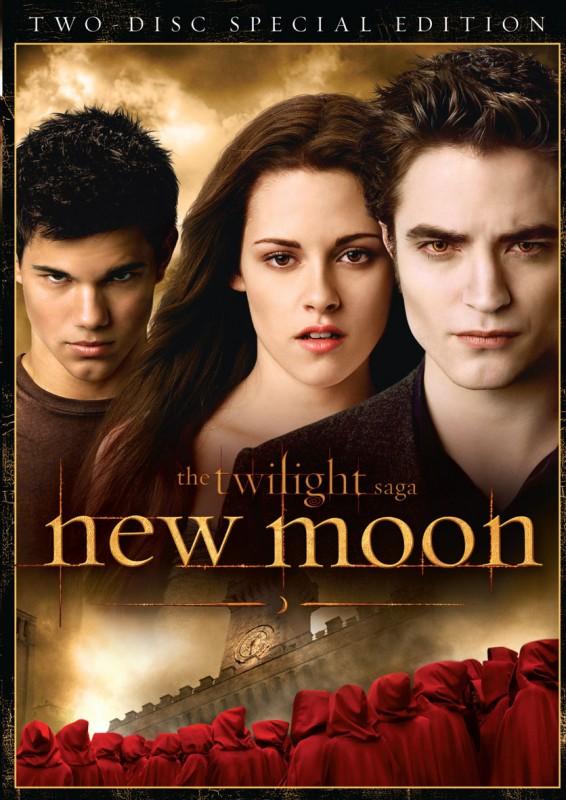 La copertina di New Moon - The Twilight Saga - Special Edition (dvd)