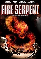 La locandina di Fire Serpent