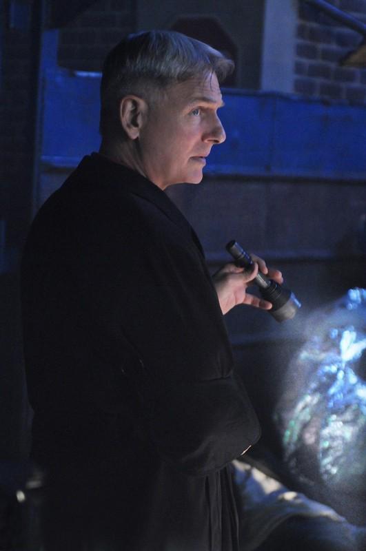 Mark Harmon interpreta Gibbs nell'episodio Jack Knife di N.C.I.S.