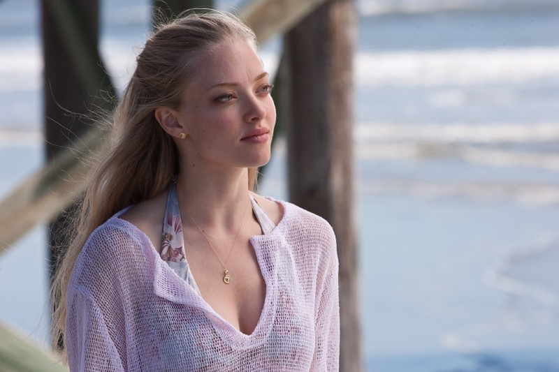 Amanda Seyfried nel film Dear John