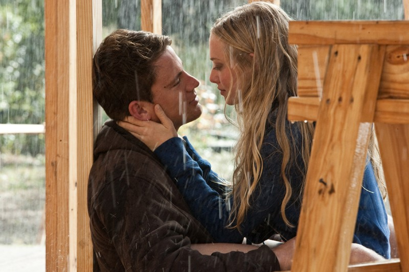 Channing Tatum e Amanda Seyfried nel film Dear John