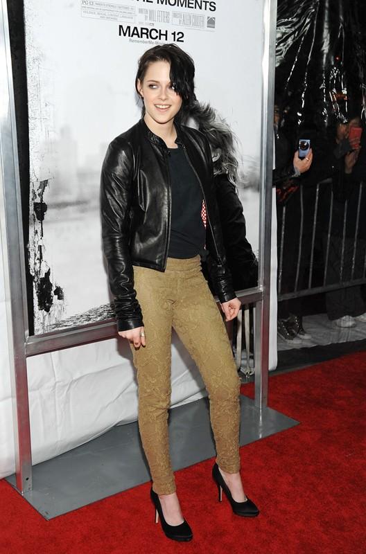 Kristen Stewart alla premiere del film Remember Me a New York, Marzo 2010