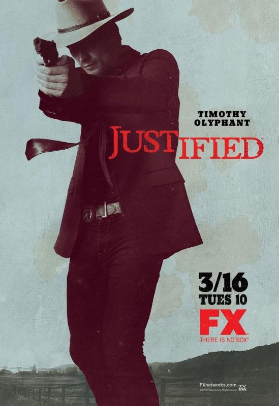 La locandina di Justified