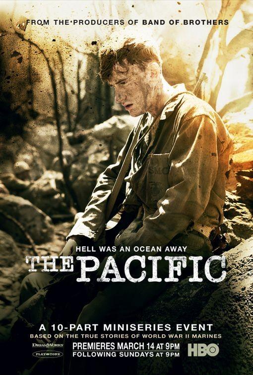 Uno dei poster di The Pacific