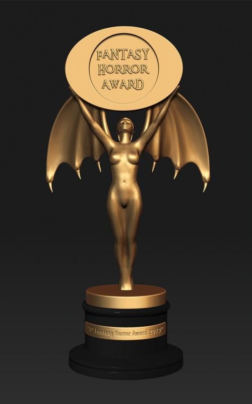 Fantasy Horror Award: Un'immagine del premio