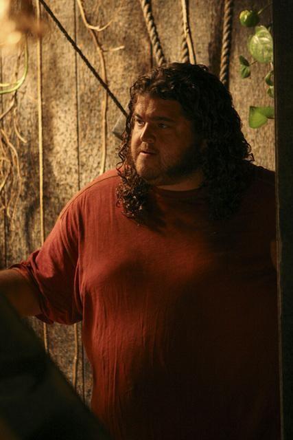 Jorge Garcia nell'episodio Dr. Linus di Lost