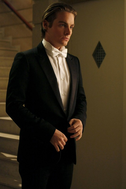 Kevin Zegers è Damien nell'episodio The Hurt Locket di Gossip Girl
