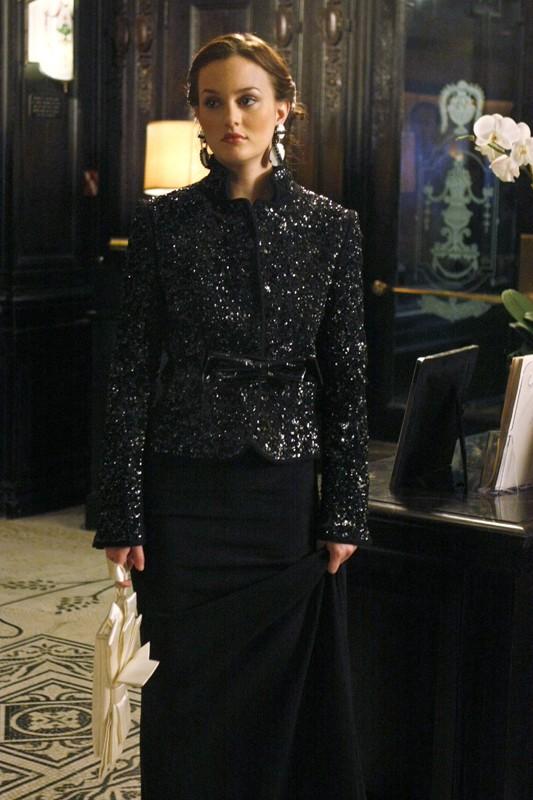Leighton Meester nell'episodio The Hurt Locket di Gossip Girl