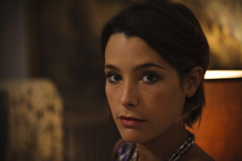 Martina Codecasa è Martina, protagonista del film Sul mare