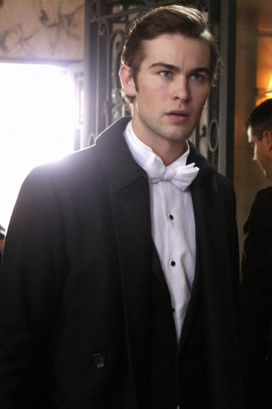 Nate (Chace Crawford) nell'episodio The Hurt Locket di Gossip Girl