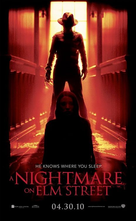 Nuovo poster per A Nightmare on Elm Street