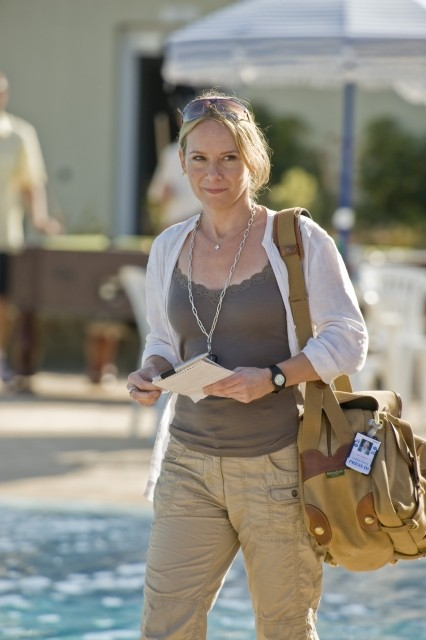 Amy Ryan in una scena di The Green Zone