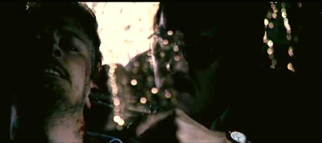 Joel Edgerton e Michael Dorman in una scena del film Acolytes