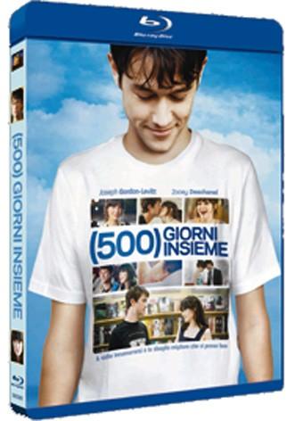 La copertina di 500 giorni insieme (blu-ray)