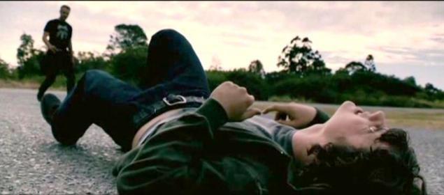 Michael Dorman e Sebastian Gregory in un'immagine del film Acolytes