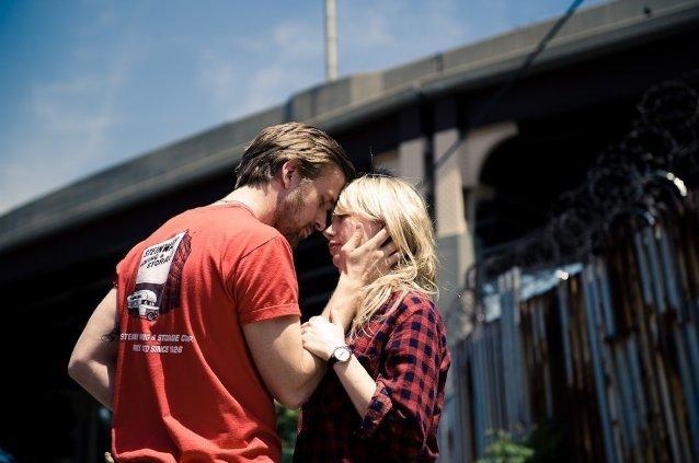 Ryan Gosling e Michelle Williams in un'immagine di Blue Valentine
