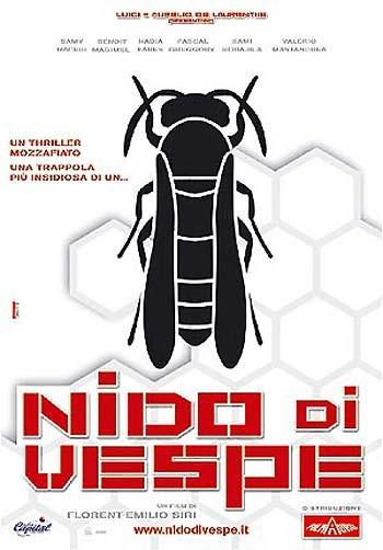 La locandina di Nido di vespe