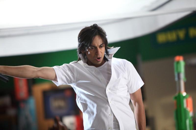 Vik Sahay interpreta Lester nell'episodio Chuck Vs. The Beard della serie tv Chuck
