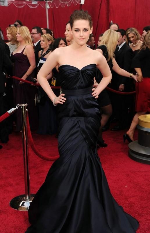 Kristen Stewart sul Red Carpet degli Oscar 2010