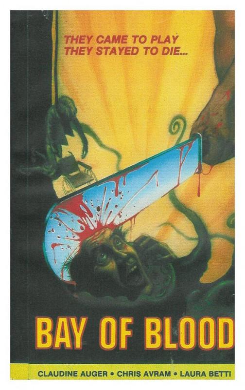 Locandina del film Reazione a catena (1971)