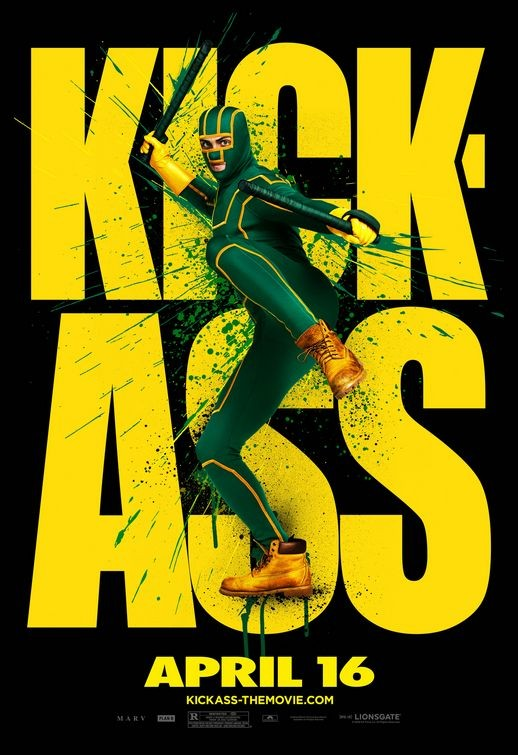 Nuovo character poster 1 per Kick-Ass