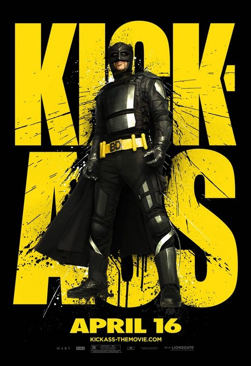 Nuovo character poster 3 per Kick-Ass