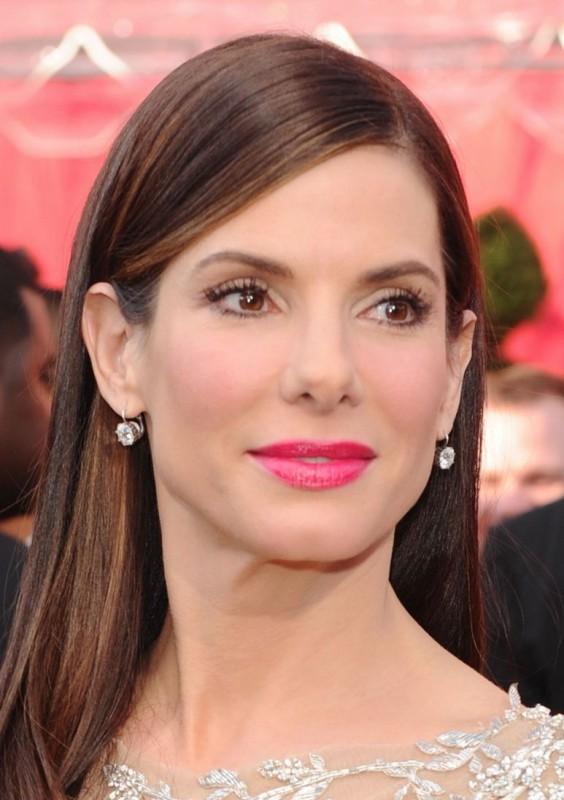 Sandra Bullock sul Red Carpet degli Oscar 2010