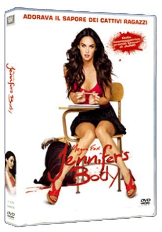 La copertina di Jennifer's Body (dvd)
