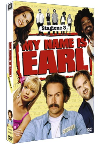 La copertina di My name is Earl - Stagione 3 (dvd)