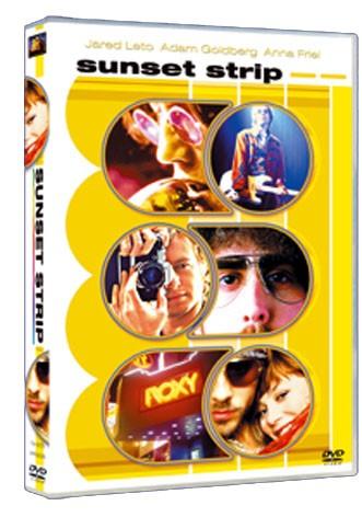 La copertina di Sunset Strip (dvd)