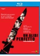 La copertina di Un alibi perfetto (blu-ray)