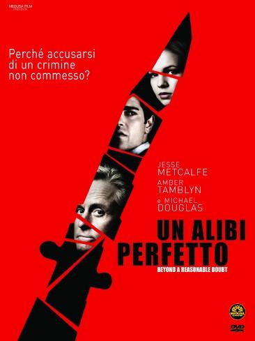 La copertina di Un alibi perfetto (dvd)