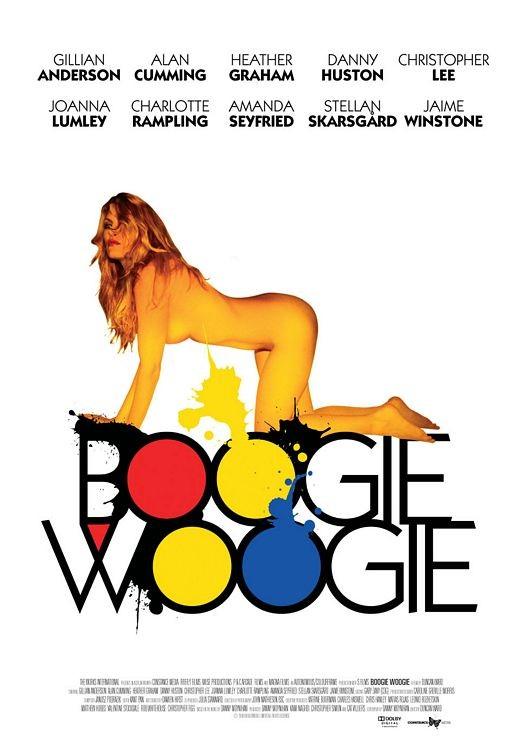 La locandina di Boogie Woogie
