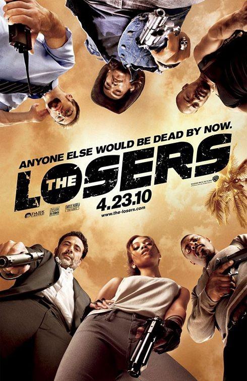 La locandina di The Losers