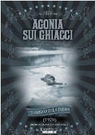 La copertina di Agonia sui ghiacci (dvd)